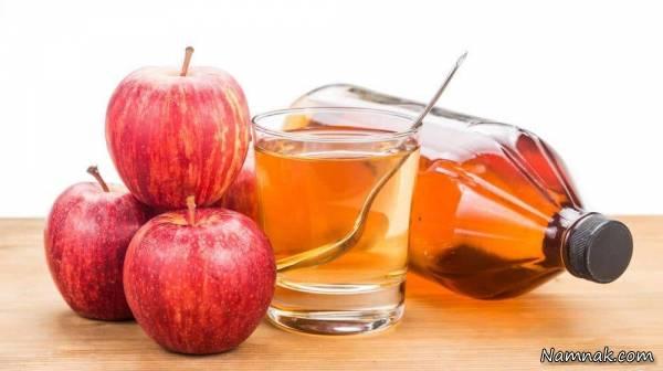 سرکه سیب به کاهش وزن کمک میکند؟
