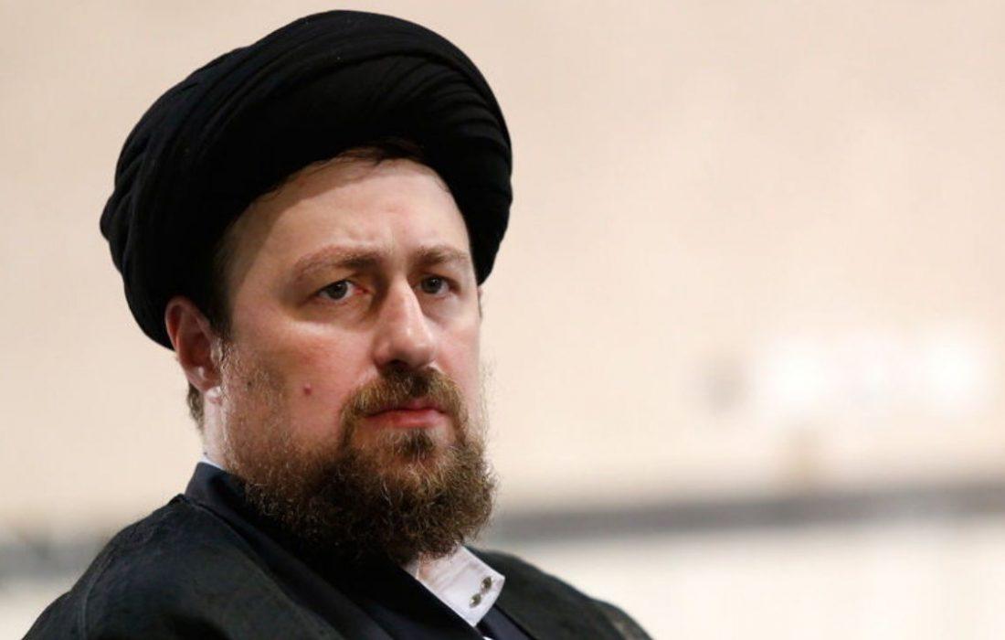 حسن خمینی نامزد انتخابات ریاست جمهوری می شود؟