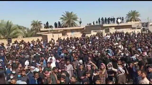 دستگیری مسببان مراسم ختم چند هزار نفری در خرمشهر