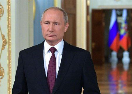 واکنش ولادیمیر پوتین به فروش ماهواره روسی به ایران
