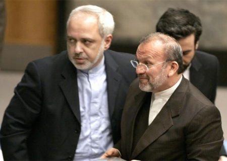 وزیرخارجه احمدی نژاد: ظریف کاندیدا نمی شود