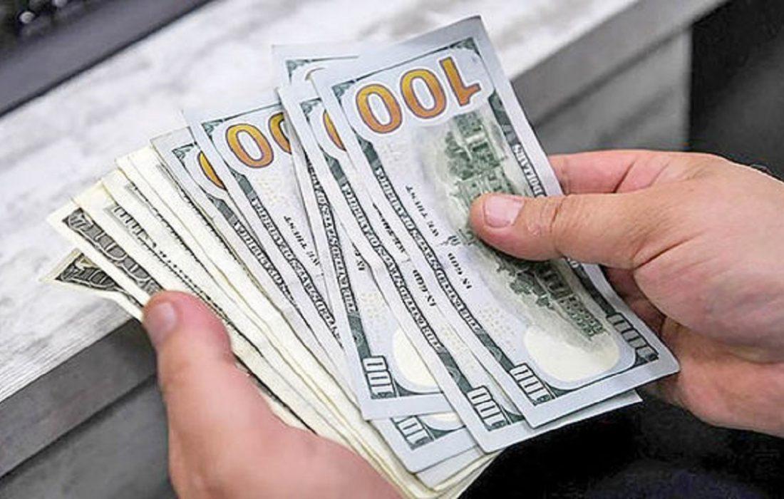 قیمت دلار در بازار ۳۰ شهریور ۱۴۰۰