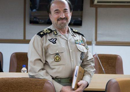 سرتیپ محمدحسن نامی وزیر ارتباطات احمدی نژاد نامزد انتخابات ریاست جمهوری شد