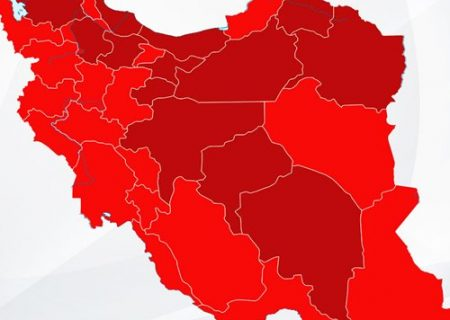 هفته بعد نقشه کشور به سمت سیاهی خواهد رفت/اگر علائمی دارید، بی توجهی نکنید/ هر عطسه و سرماخوردگی، کروناست