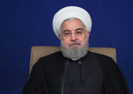 روحانی : این روزها شاهد تحریف و تغییر و آمار غلط و دروغ هستیم