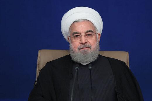 روحانی: اگر گِله داریم راه آن قهر با صندوق رای نیست / بعضی انگار تا به حال هیچ مسئولیتی در کشور نداشته اند