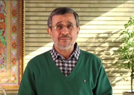 واکنش تند احمدی نژاد به حمایت از طالبان