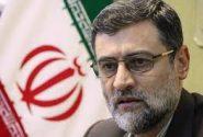 قاضیزاده هاشمی رأی خود را در حرم امام رضا به صندوق انداخت