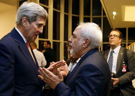 واکنش جان کری به مصاحبه اخیر  جواد ظریف