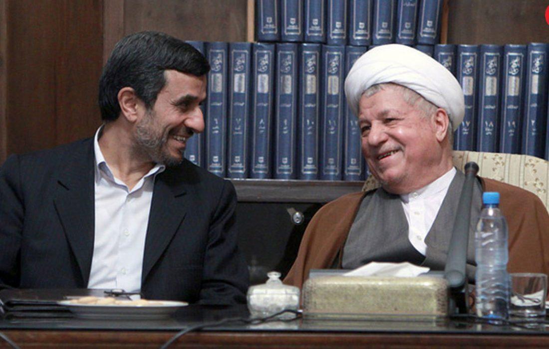 چه کسی رابط احمدینژاد با خانواده هاشمی رفسنجانی بود؟