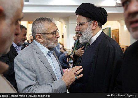 توصیه انتخاباتی منصور ارضی به ابراهیم رئیسی