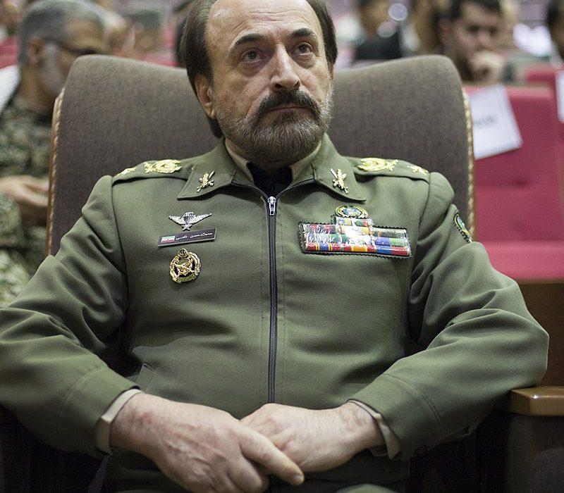 وزیر احمدی نژاد پس از کاندیداتوری برای ریاست جمهوری: ارتش عقبه من است/اصولگرا هستم ولی مستقل آمده ام