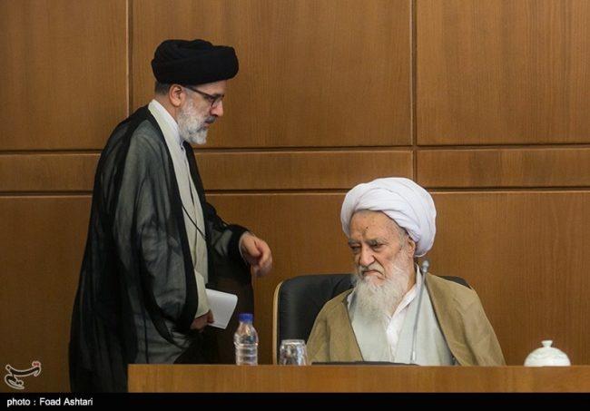 نامه دبیرکل جامعه روحانیت به ابراهیم رئیسی برای کاندیداتوری ریاست جمهوری