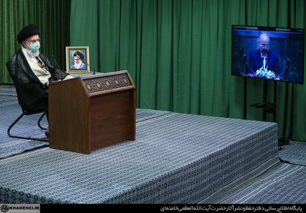 جزئیات گزارش قالیباف به رهبری درباره عملکرد مجلس