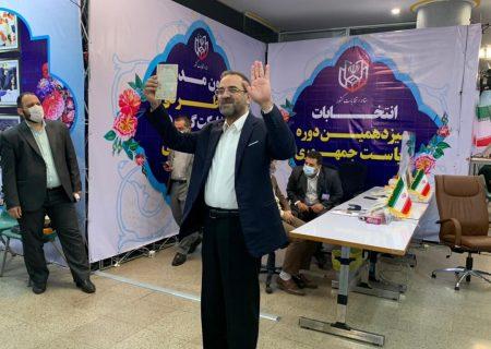 وزیر اسبق ورزش و جوانان کاندیدای سیزدهمین دوره انتخابات ریاست جمهوری شد