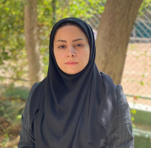 مهدیه کریمی سرپرست تیم ملی تنیس مردان شد/ عکس