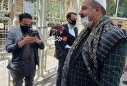 یک فلافلفروش پس از اعلام کاندیداتوری : به جای کلید روحانی با ریموت قفل ها را باز می کنم