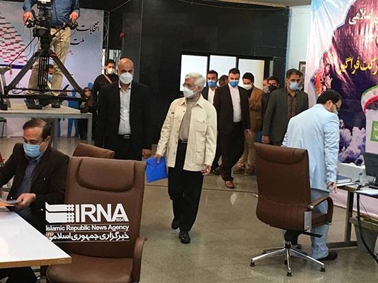 سعید جلیلی در انتخابات ریاست جمهوری ثبتنام کرد