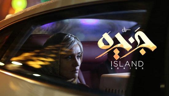میترا حجار در «جزیره» جلوی دوربین سیروس مقدم رفت/عکس