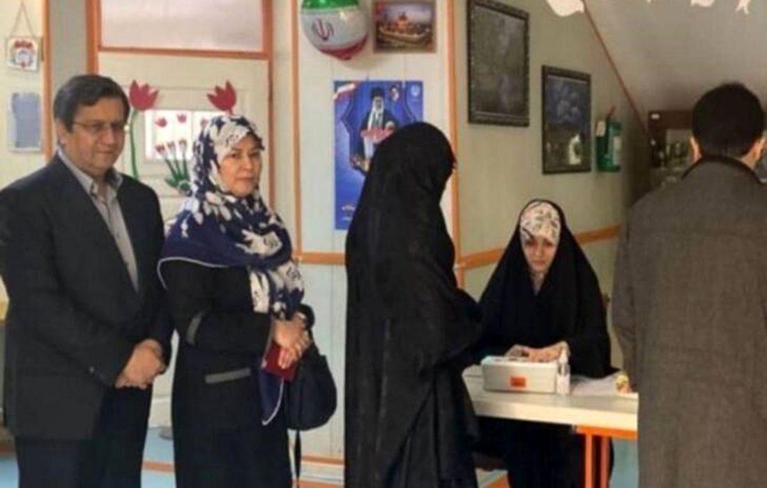 همسر همتی: در کنارش هستم تا دولت بیصدایان برپا شود