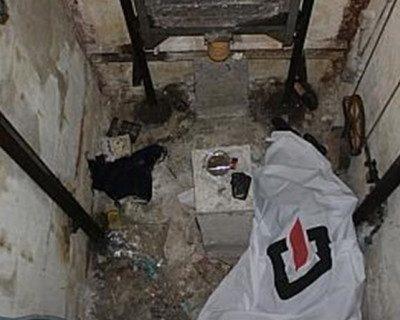 معمای کشف جسد در چاله آسانسور