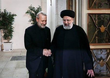 مقاومت یا مذاکره و مباحث اقتصادی موضوع رقابت میان لاریجانی و رئیسی در انتخابات