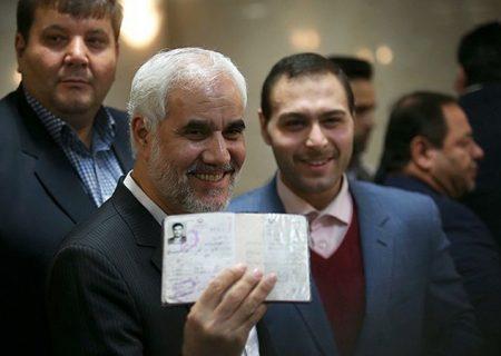 محسن مهرعلیزاده نامزد انتخابات ریاست جمهوری ۱۴۰۰ شد
