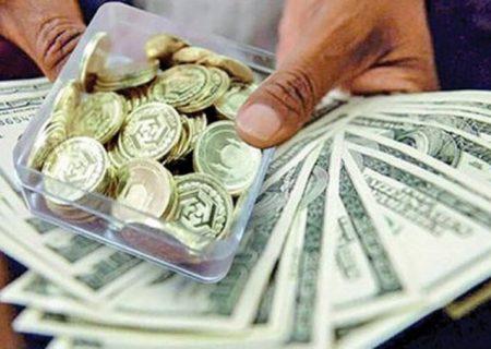 آخرین قیمت دلار، سکه و طلا در یکشنبه ۱۹ اردیبهشت