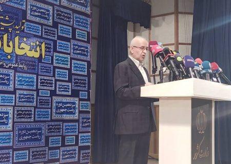 حسن سبحانی کاندیدای انتخابات ریاست جمهوری شد