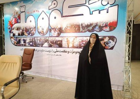 زهرا شجاعی کاندیدای انتخابات ریاست جمهوری شد