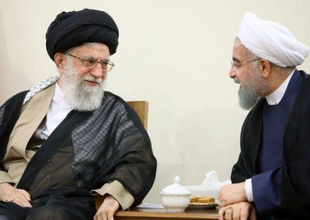 نامه روحانی به رهبر انقلاب درباره صلاحیت نامزدهای انتخابات ریاست جمهوری