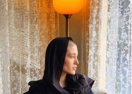 فرشته حسینی سرطان دارد؟ / عکس