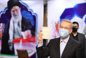 بیانیه جدید علی لاریجانی خطاب به شورای نگهبان : بهانه و آدرس غلط ندهید