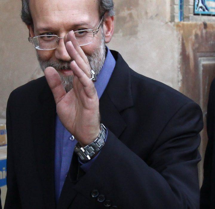 جزئیات جلسه خداحافظی لاریجانی با انتخابات ۱۴۰۰ ؛ از شرح وضعیت فرزندان تا خاطره بغض آلود حقیقت پور