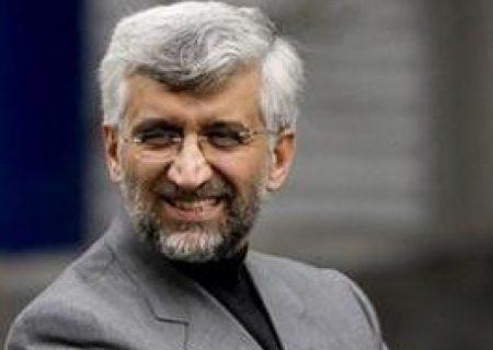 کاندیداتوری سعید جلیلی برای ریاست جمهوری ۱۴۰۰ جدی شد
