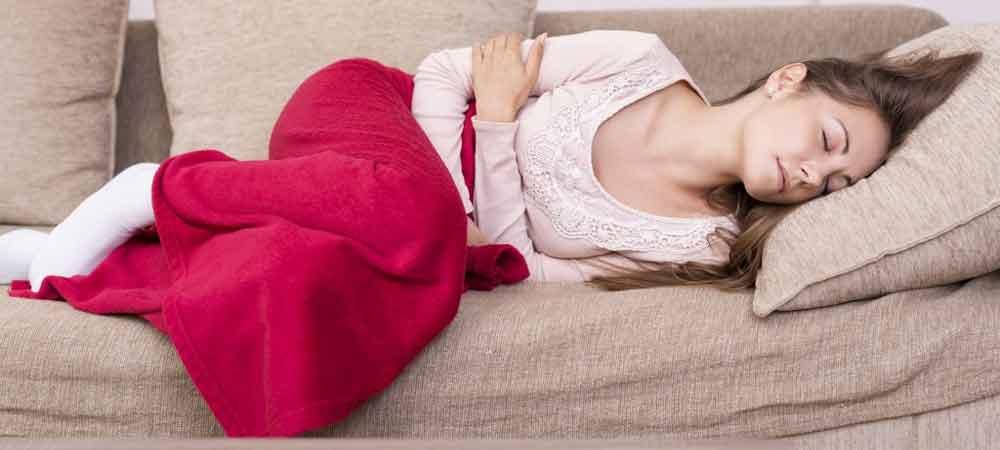 درد پریود با درد حمله قلبی برابری میکند؟