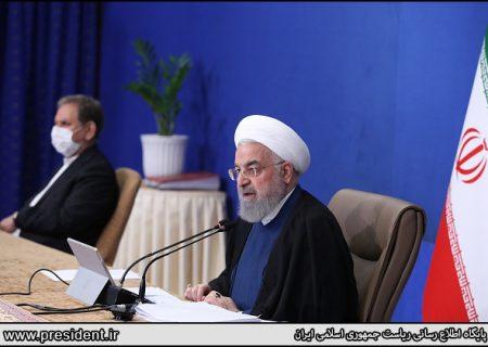 روحانی: خدا نگذرد از آنها که احمقانه به مراکز دیپلماتیک حمله کردند