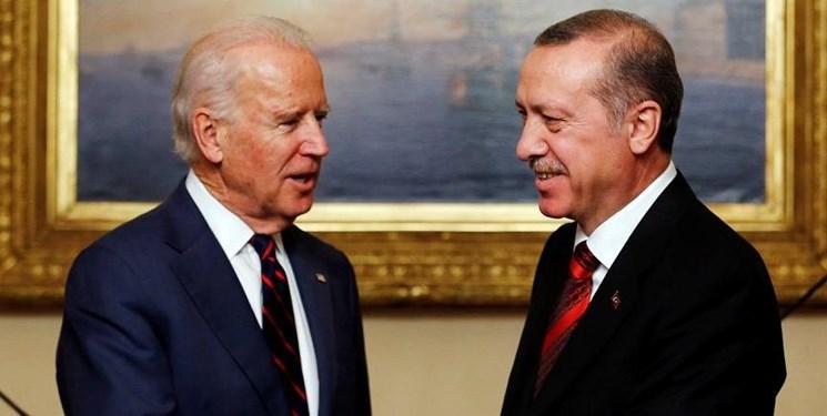 رایزنی جو بایدن با اردوغان درباره ایران