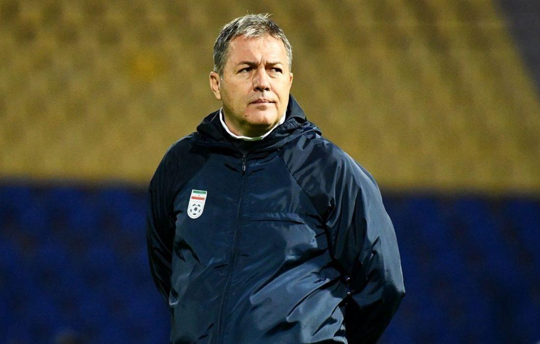 قرارداد اسکوچیچ با تیم ملی فوتبال به پایان رسید