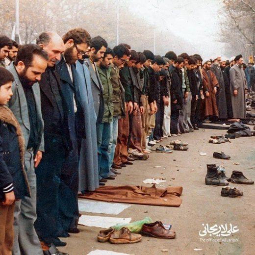 علی لاریجانی در قبل از انقلاب/ عکس