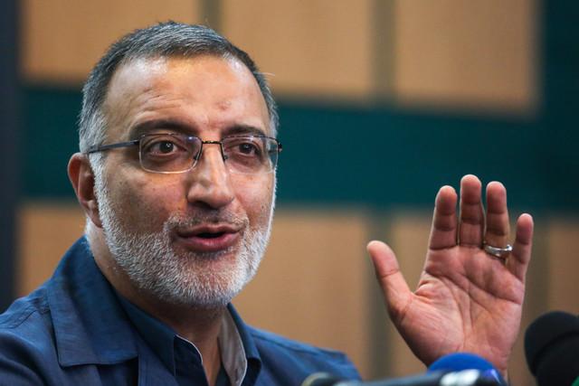 مقدمهچینی علیرضا زاکانی برای انصراف از کاندیداتوری