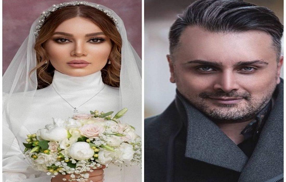 متین ستوده ازدواج کرد /عکس