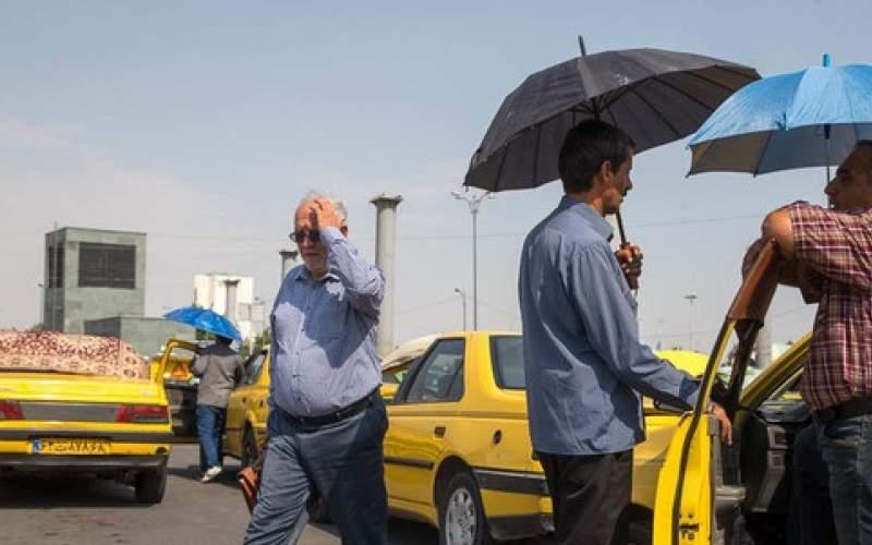 پیشبینی گرمای ۴۲درجهای در استان تهران