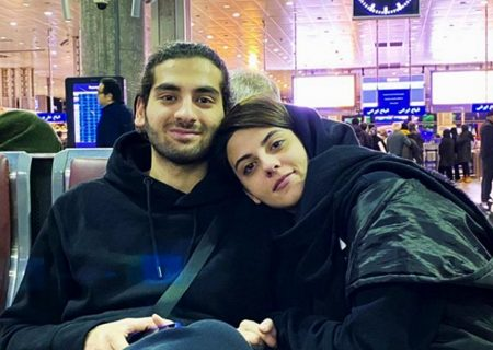 مهسا طهماسبی بازیگر دیوار به دیوار ازدواج کرد/عکس