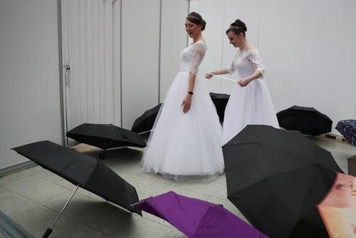 مراسم سالانه باله وین در شهر مسکو/ عکس
