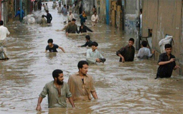 سیل راه ۴۰ روستای سیستان و بلوچستان را بست