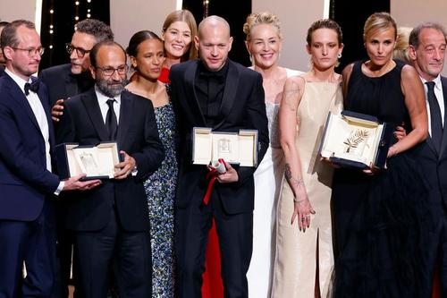 بهترین های هفتادوچهارمین جشنواره فیلم کن / عکس