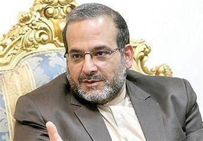 کیوان خسروی سخنگوی دبیرخانه شورای عالی امنیت
