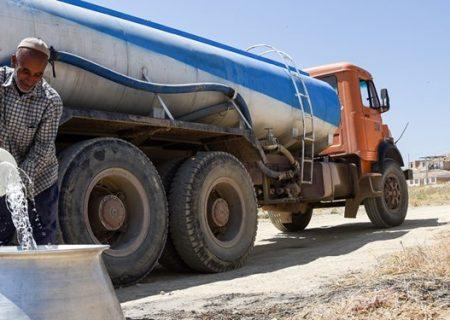 کمبود تانکر برای حمل آب در خوزستان
