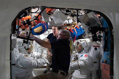 تلاش دوباره بشر برای کشف و سکونت در گسترده فضا